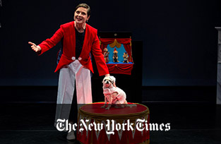 Review: Isabella Rossellini as Ringmaster in 'Link Link Circus'