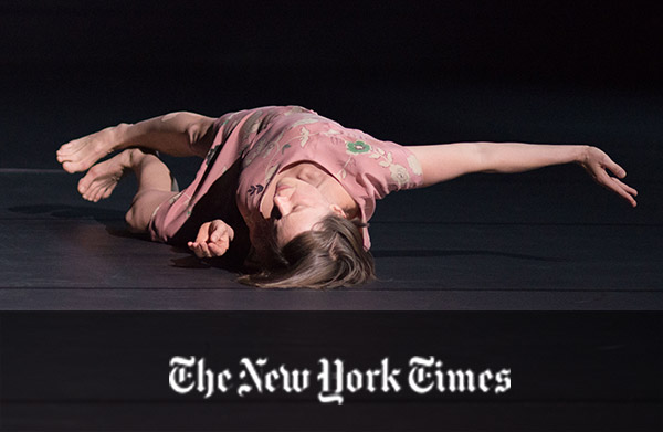 Review: Torrents of Emotion in a Dance Dish Served Cold