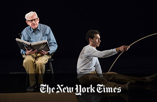 Review: A Cross-Generational Bond, Conveyed in Dance