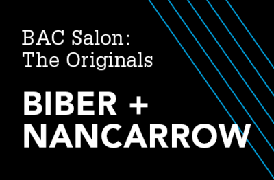 BAC Salon: Biber + Nancarrow