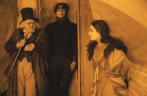 Screening of <em>The Cabinet of Dr. Caligari</em>