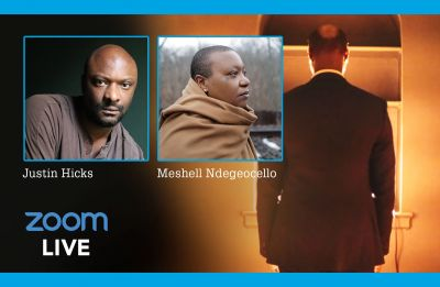 In Conversation: Justin Hicks with Meshell Ndegeocello